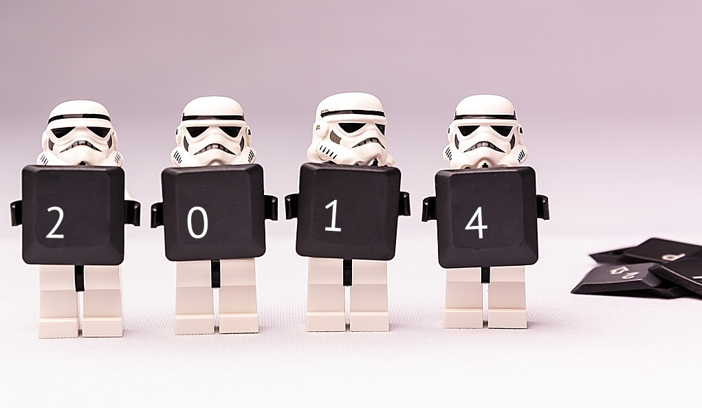 Lego Star Wars - Happy New Year 2013